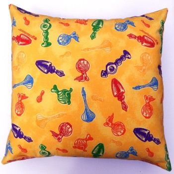 Harry Potter Potions cushion alien couture pillow
