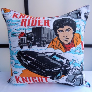 Knight Rider Kitt Cushion Pillow – by alien couture